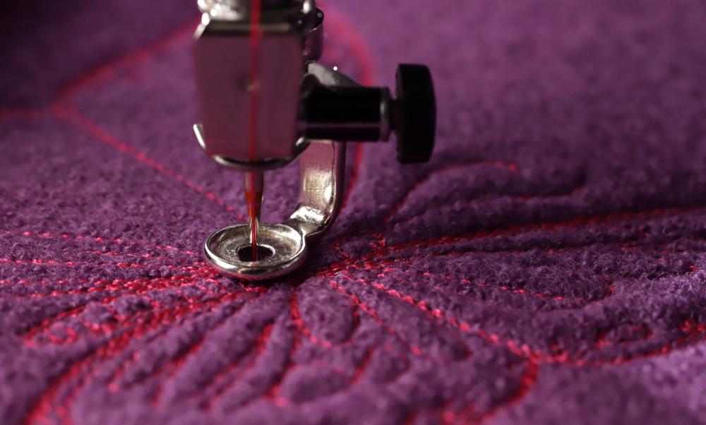 broderie personnalisée textile